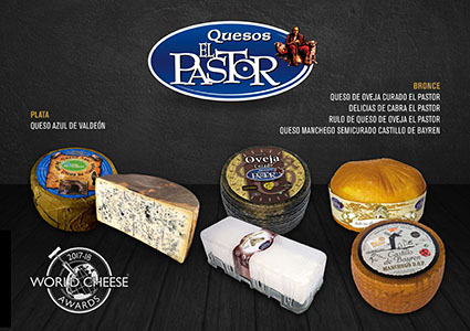 World Cheese 2017