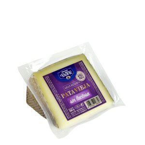 CHEESE WEDGE 200 GRS mischung GRAND RESERVE (12 MONATE) OHNE LACTOSE OLD FOOT QUESOS EL PASTOR ONLINE SHOP