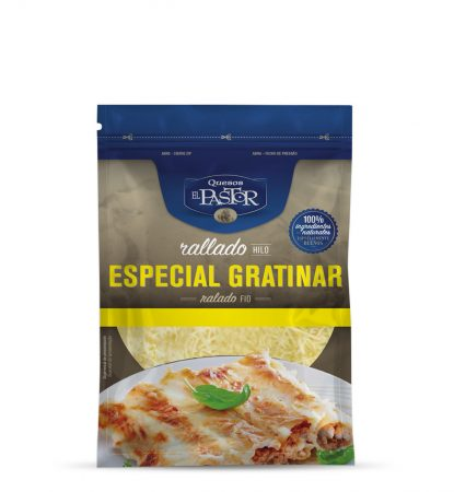 3359 Bolsa rallado hilo 150 grs especial gratinar El Pastor - web