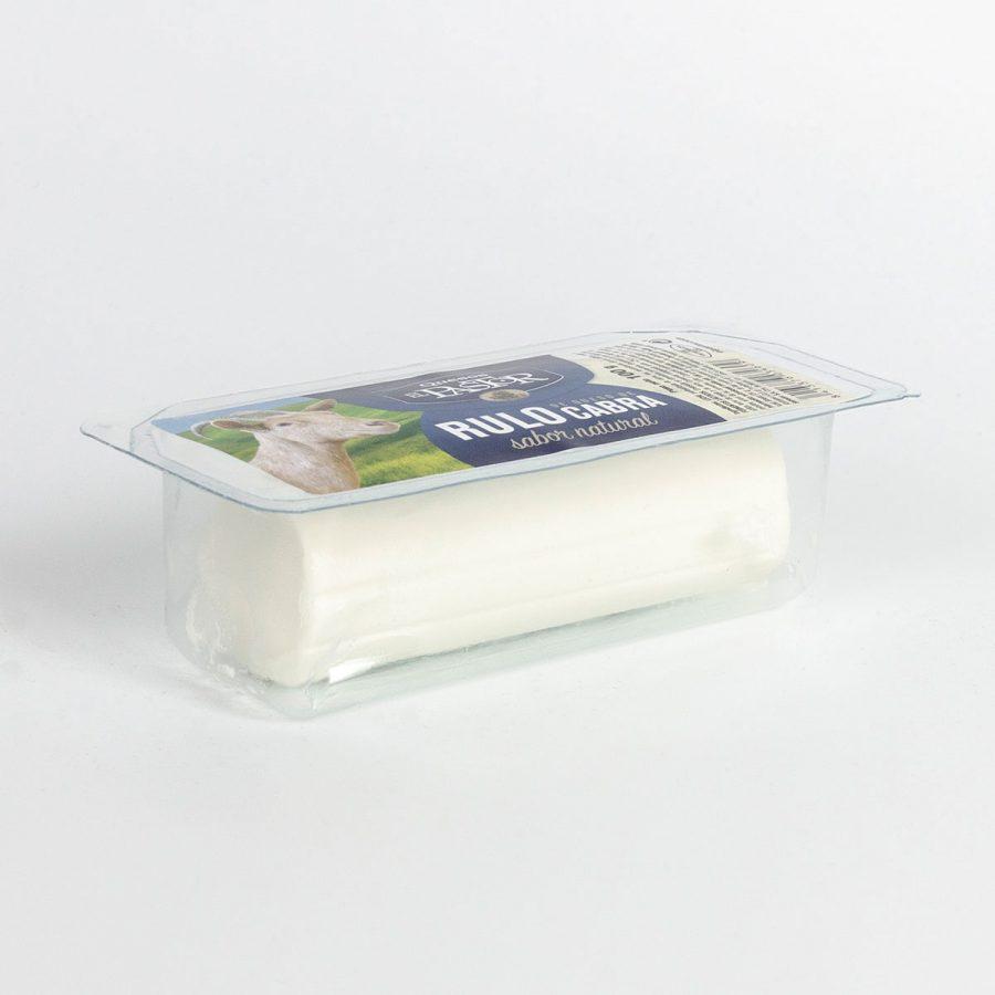 Quesos El Pastor - Natural Flavor Goat Cheese El Pastor Roller 100 Grs