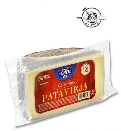 3860 halbes Stück gereift mischung Käse pata vieja-web-ok-wca