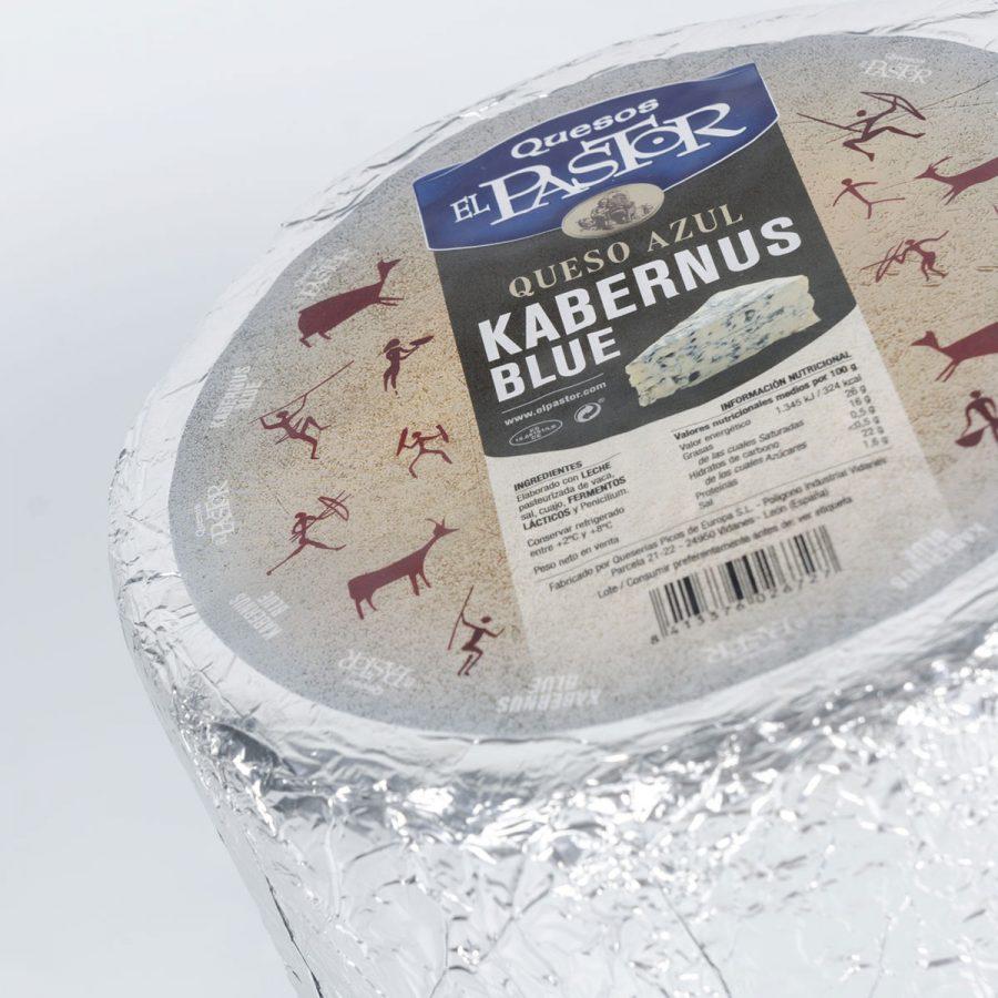quesos el pastor - kabernus blue exterior detalle