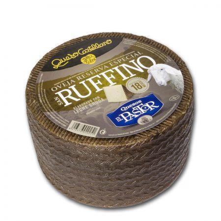 Quesos El Pastor - Oveja gran reserva castellano san ruffino 3kg