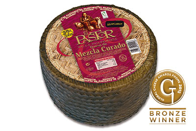 Global Cheese Awards 2015 - blended Cured