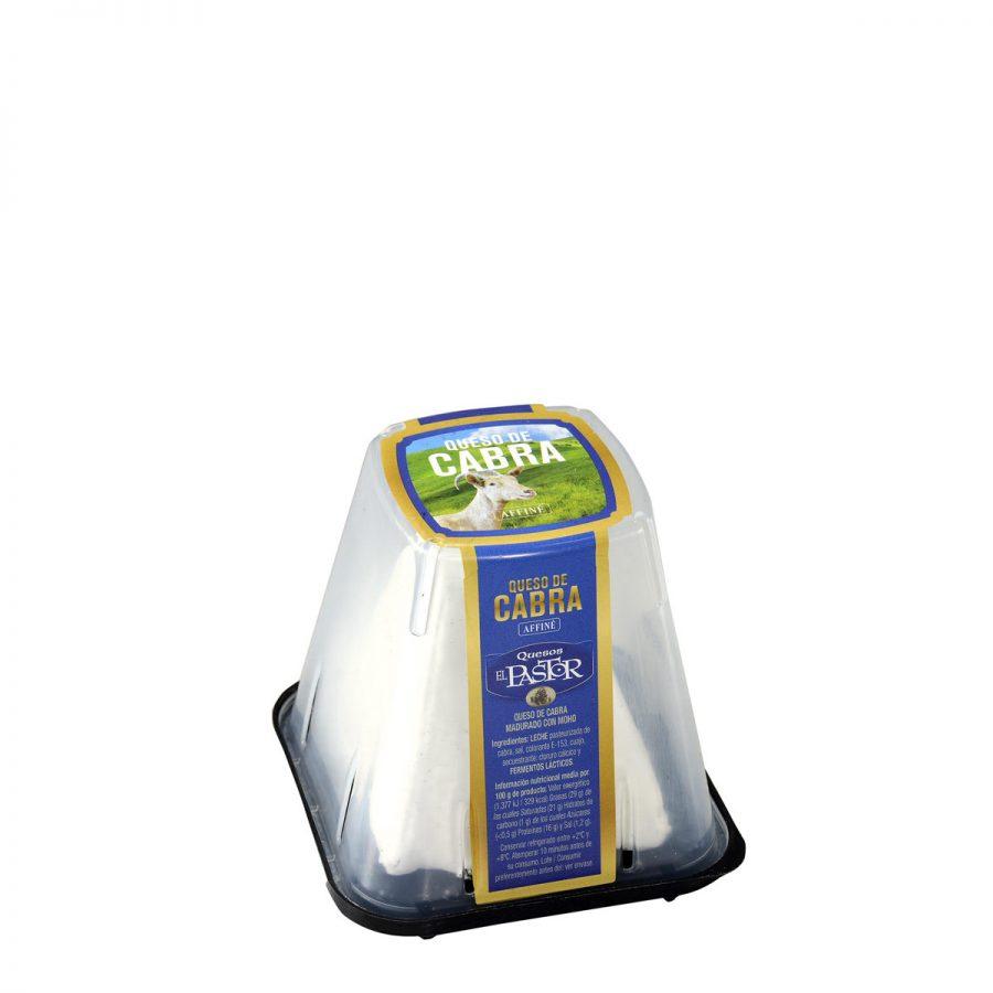 Quesos El Pastor - Pirámide cabra afinado con moho 150 gr