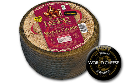 World Cheese 2016 - Mezcla Curado