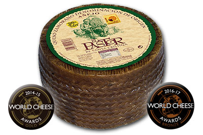 World Cheese 2016 - DOP Zamorano