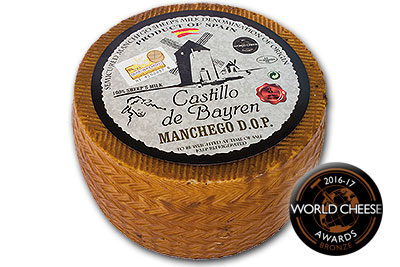 World Cheese 2016 - Castillo Bayren